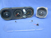 1967 Pontiac GTO Rally Gauge Speedometer & Instrument Cluster-Restored Originals