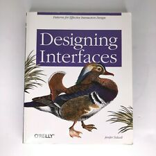 Designing Interfaces Patterns Effective Interaction Website ISBN 9780596008031