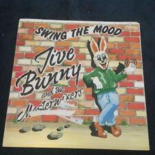 Jive Jazz 45 RPM Speed Vinyl Records