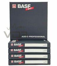 "New BASF SM911 Reel to Reel Audio Recording Tape 590ft. | ¼"" x 5"" / 13cm"
