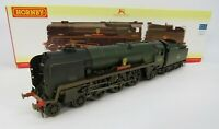 OO Gauge Hornby R2584 BR 4-6-2 Rebuilt West Country Cl Loco 34003 Plymouth Weath