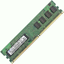 1 GB (1x1 GB) di memoria DDR2-800 PC2-6400 Non-ECC 6400u PC desktop memoria (RAM) CL5 240-Pin