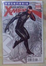 UNCANNY X-MEN 1 REGENESIS CHO VARIANT COVER MARVEL