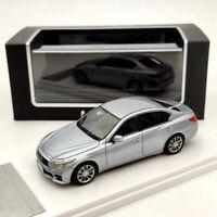 1:43 WITS Nissan Infiniti Skyline 350GT Hybrid Type SP 2014 Blue Limited Edition