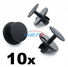 10x BMW Bonnet Insulation Clips, Carpet & Upholstery Clips, Boot Lining Clips
