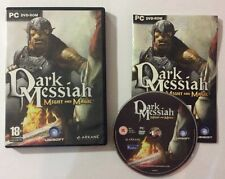 Jeu PC Dark-Messiah Might And Magic Ubisoft