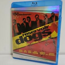 Reservoir Dogs - 15th Anniversary (Blu-ray Disc, 2007)