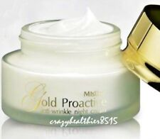 Mistine Finest Pure Gold Facial Night Cream Anti Aging Radiant Youthful Skin 30g