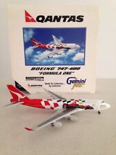 GeminiJets Boeing 747 Diecast Aircraft & Spacecraft