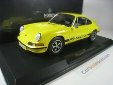 PORSCHE 911 CARRERA RS TOURING 1973 1/18 NOREV (YELLOW)