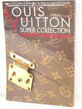 Louis Vuitton Super Sammlung 2002-2003 Monogramm Spezial Kunst Katalog Buch