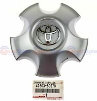 GENUINE Toyota LandCruiser HDJ100 100 Series Wheel Rim Covers Center Hub Cap