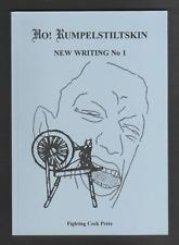 HO RUMPELSTILTSKIN (Paperback, 1998) Poetry & Prose by  Emerging Writers
