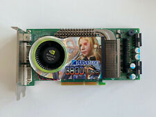 Albatron Nvidia GeForce 6800 Ultra AGP 256MB