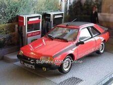 Renault Fuego James Bond A view to a kill voiture 1/43 couleur rouge par exemple T3412Z (=)