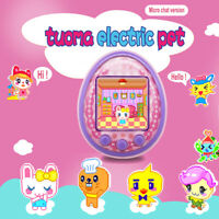 Tuoma Electronic Pets Toys Egg Shape Kids Gift Littlest Pet Talking Chat Toy New