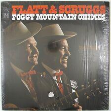 FLATT & SCRUGGS Foggy Montain Chimes LP BLUEGRASS NM- NM-