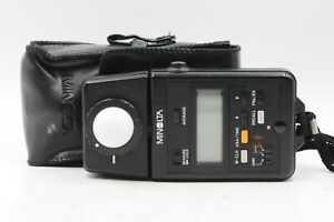 Minolta Auto Meter IIIF Light Meter Flash/Ambient #115