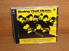 Best of The Little Big Bands : SWING THAT MUSIC : 2 CD Set : Pulse : PDS CD 556