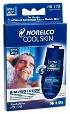Philips Norelco HQ170 Cool Skin Nivea for Men Lotion Replacement Cartridges