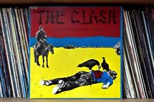 More details for the clash give em enough rope lp album front cover photograph picture art print