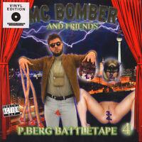 MC Bomber - Pberg Battletape #4 (Vinyl LP - 2016 - DE - Original)