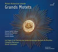 Lalande - MichelRichard De Lalande Grands Motets [CD]