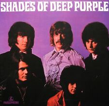 Deep Purple SHADES OF DEEP PURPLE 180g +MP3s REMASTERED New Sealed Vinyl LP
