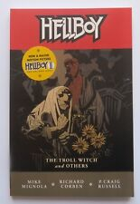 Hellboy Troll Witch and Others Vol. 7 NEW Dark Horse Graphic Novel Comic Book