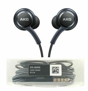 New AKG Samsung Earbuds In Ear Headphones Earphones with Mic for S8 S9 S10 uk