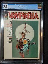 Vampirella #3 CGC 7.0