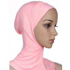 Fashion Cotton Muslim Inner Hijab Caps Islamic Hats Underscarf Ninja Hijabs