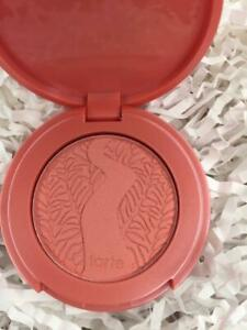 TARTE Amazonian Clay 12-Hour Blush QUIRKY (coral) .05oz Travel Size - FREE SHIP!