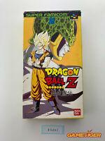DRAGON BALL Z Super Butouden Nintendo Super Famicom SNES SFC JAPAN Ref:314542