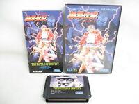 FATAL FURY Ref/ccc Mega Drive Sega Japan Video Game md