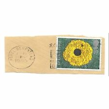 SPRINGTIME - GB Stamp 19p posted 23rd March 1995  - PM Hemel Hempstead
