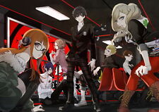 """YX02037 Persona 5 - Hot Video Game 19""""x14"""" Poster"""