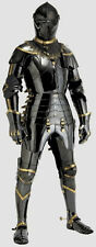 ANTIQUE NAUTICAL STORE Medieval Knight Suit of Armor Combat Full Body Armour
