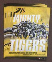 AFL 2019 Richmond Tigers Premiership Poster. (Unframed)