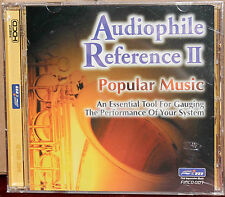 FIM 24kt GOLD CD 007: Audiophile Reference II Popular Music - OOP 2003 USA SS