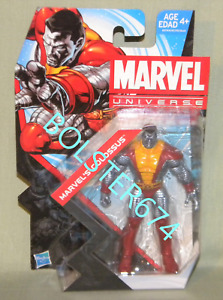 "COLOSSUS #024 Series 5 Marvel Universe X-MEN 3.75"" Action Figure"