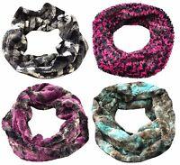 Pia Rossini - Ladies Luxury Faux Fur Elegant Thick Winter Infinety Snood Scarf