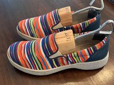 New listing DANSKO - Sz EUR 38 Belle Multi-Color Slip On Sneaker Loafer Comfort Shoes