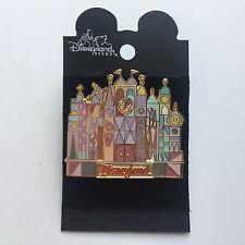 DLR It's a Small World Classic Facade Very RARE and Hard to Find Disney Pin 2903