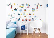 Walltastic 44845 - Wandaufkleber mit maritimen Motiven Wall Stickers