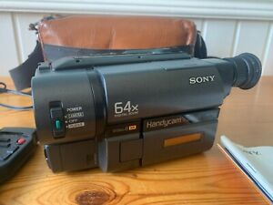 Sony Handycam Video 8 - Tape Video Recorder - Used