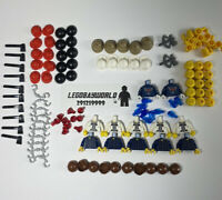 L Lego Spares / Parts Bundle Job lot New Minifigure Torso Tools City Accessories