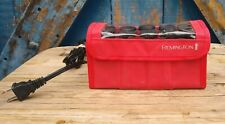 Remington Red Hot Rollers Travel Case Med Large Tested