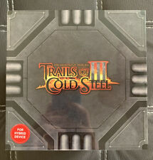 Trails of Cold Steel III 3 Thors Academy Limited Edition Nintendo Switch USA