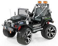 gaucho superpower 24 V jeep off road gip battery powered car peg perego IGOD0502
